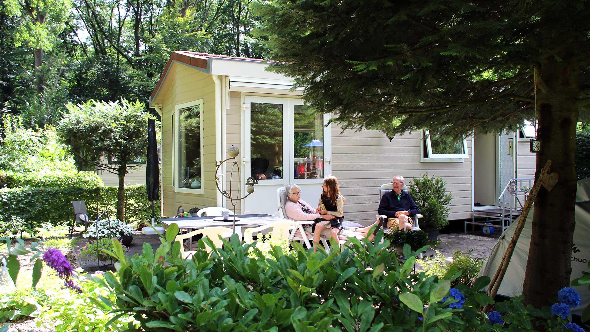 Vaste staanplaats Molecaten Park Landgoed Molecaten 02