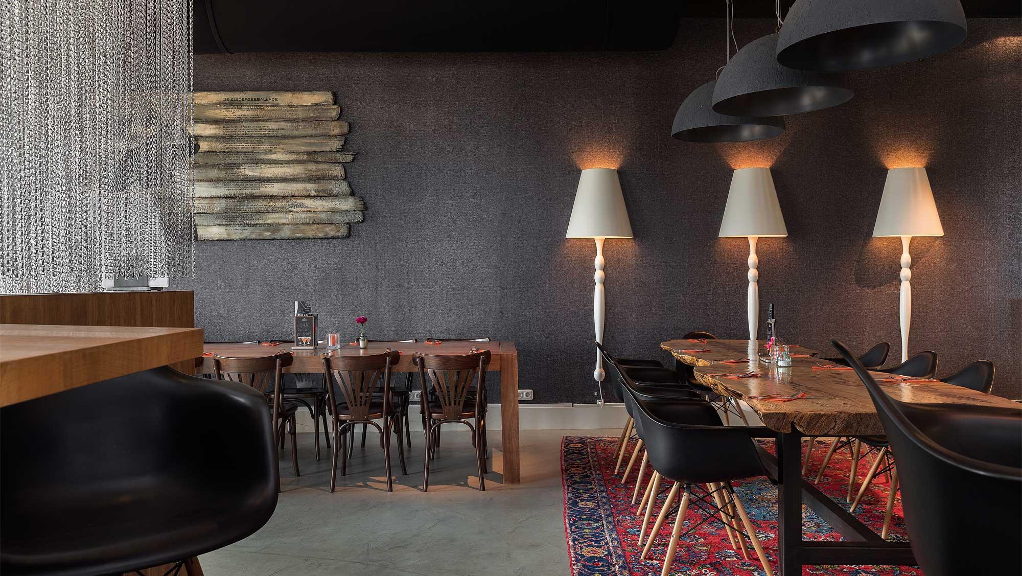 Restaurant Boofoor op Molecaten Park Flevostrand 07