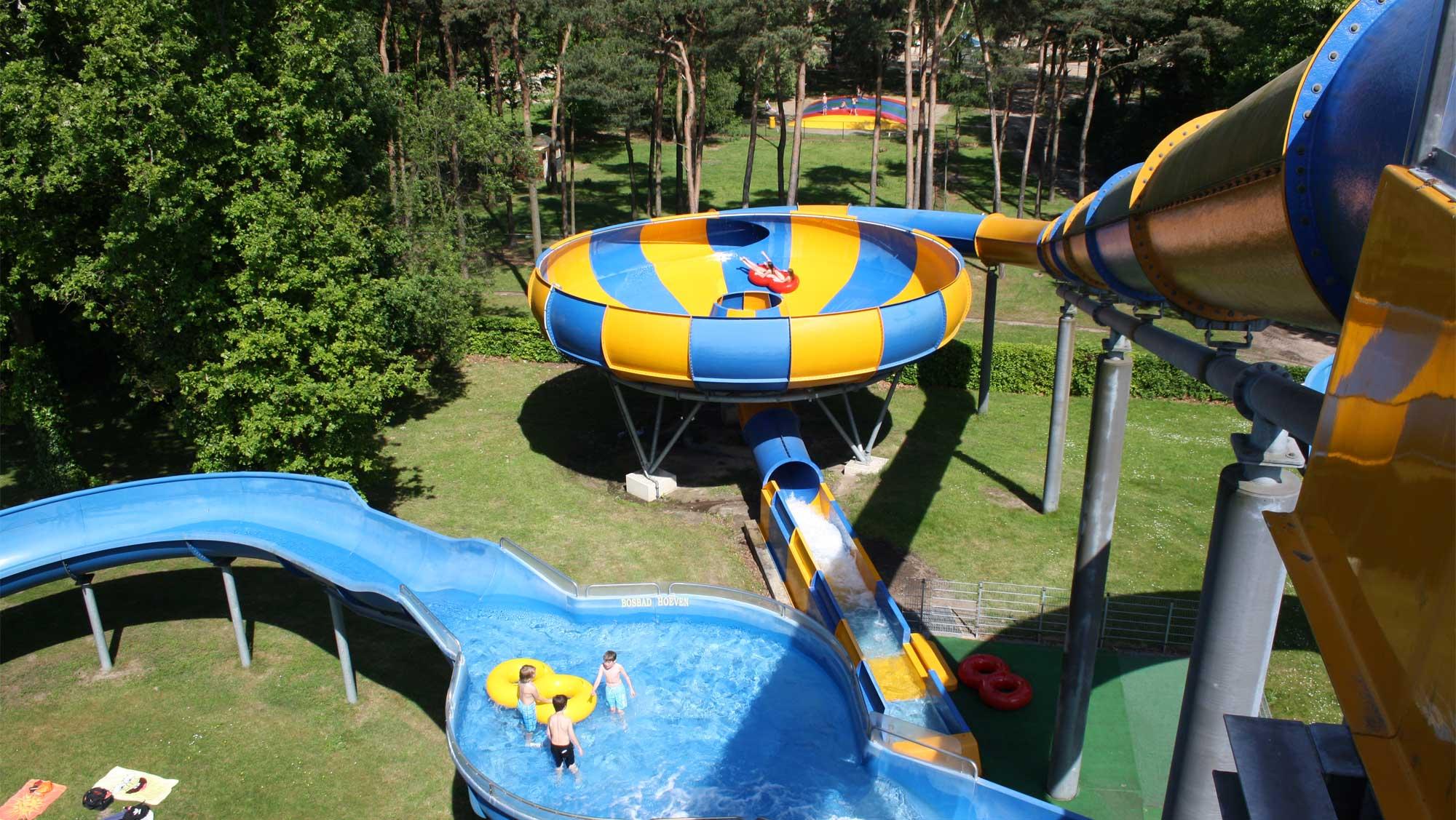 Molecaten Park Bosbad Hoeven 14 Waterspeelpark Splesj