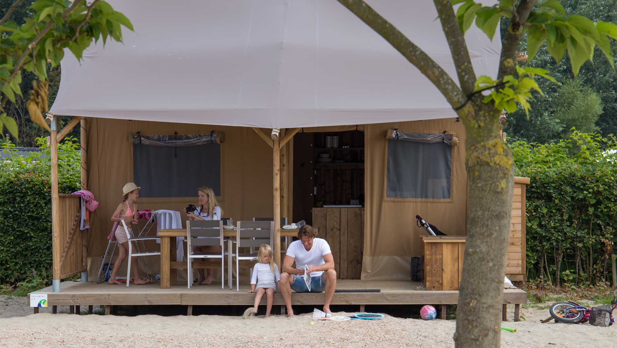 5pers safari lodgetent Molecaten Park Waterbos 01