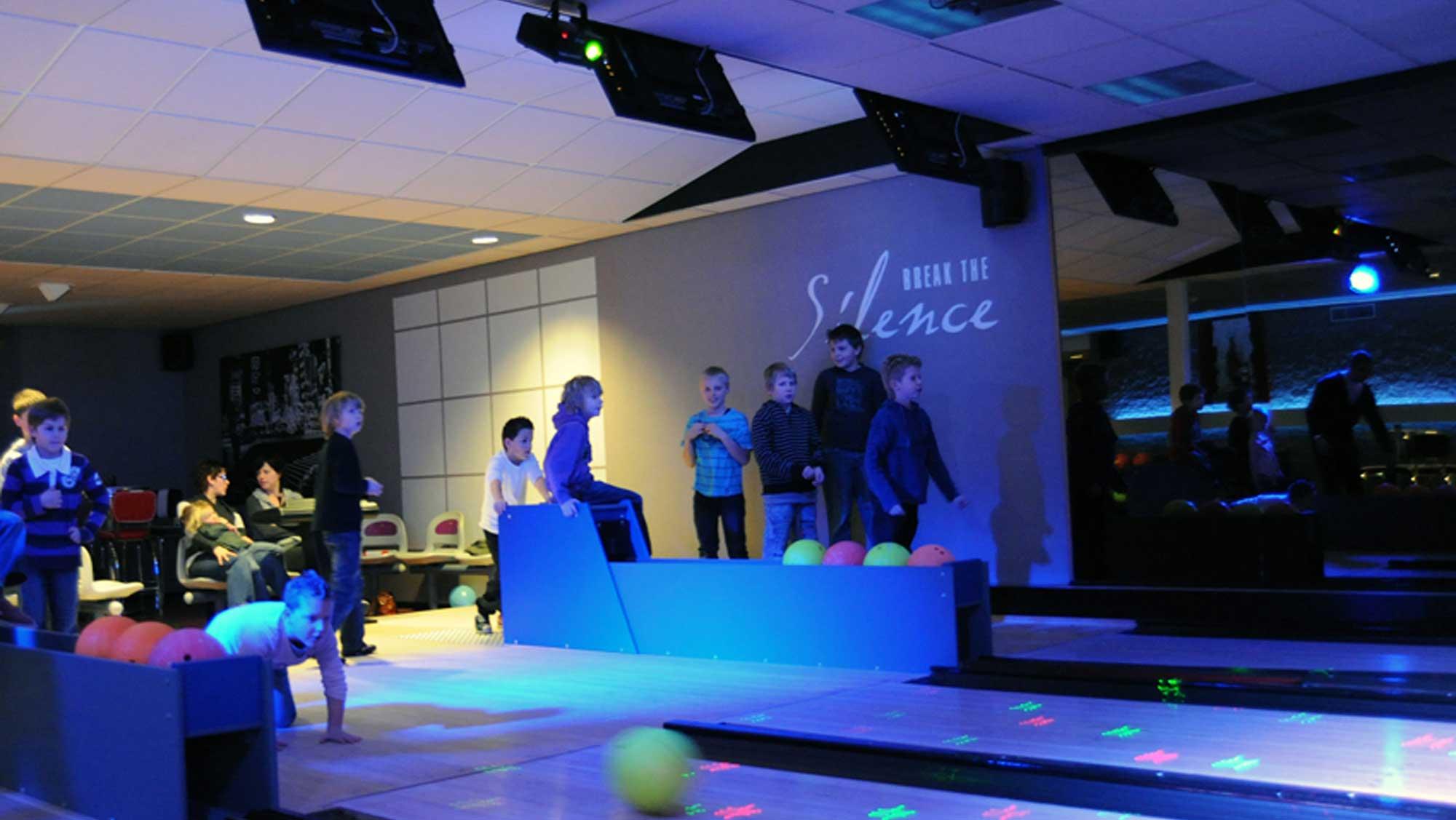 Bowling Bowlz Molecaten Park Landgoed Ginkelduin 04 kinderfeestje