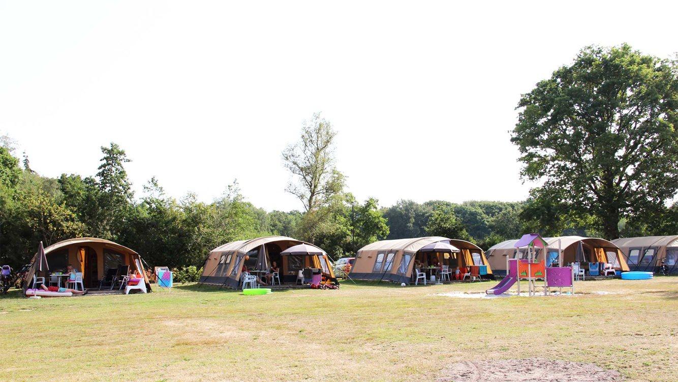 Tent huren Molecaten Park t Hout Friesland Bakkeveen
