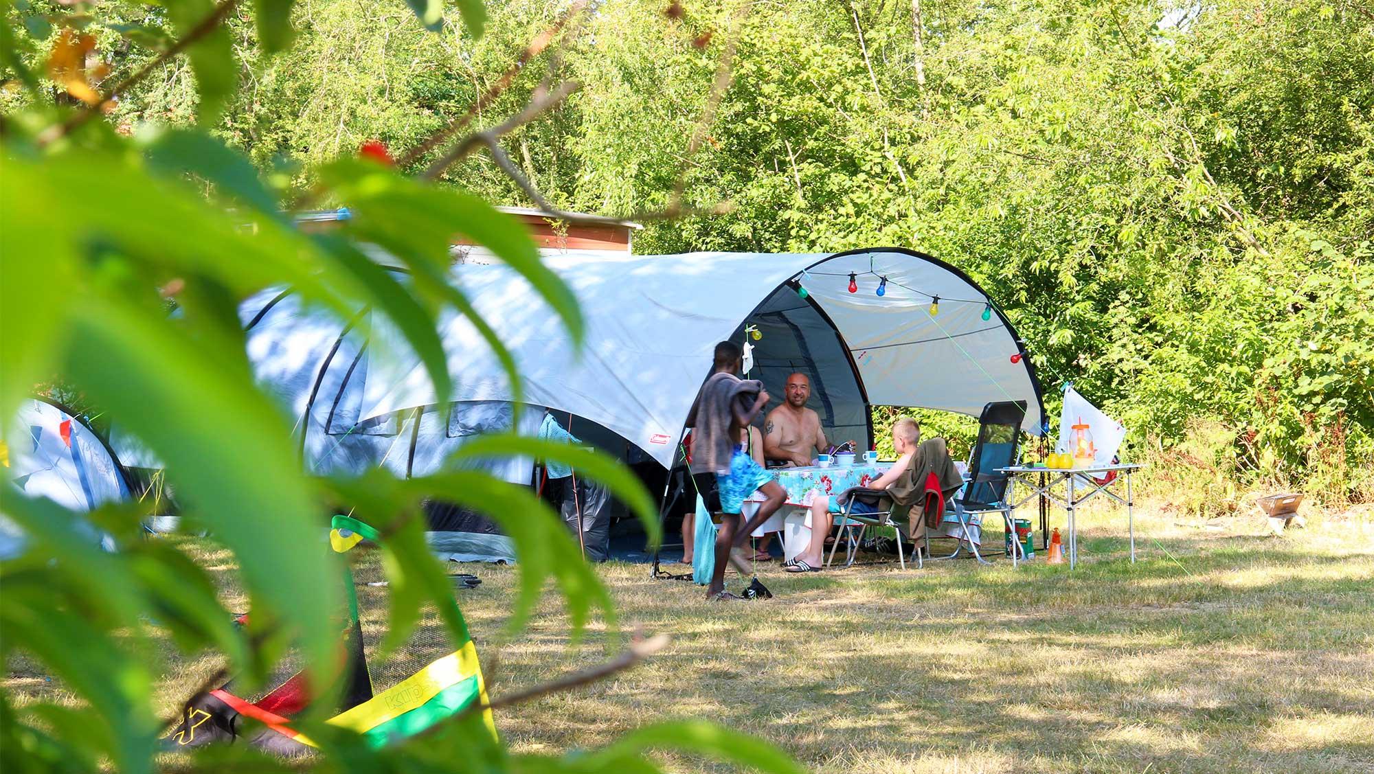 Comfortplaats kamperen Molecaten Park Het Landschap 04