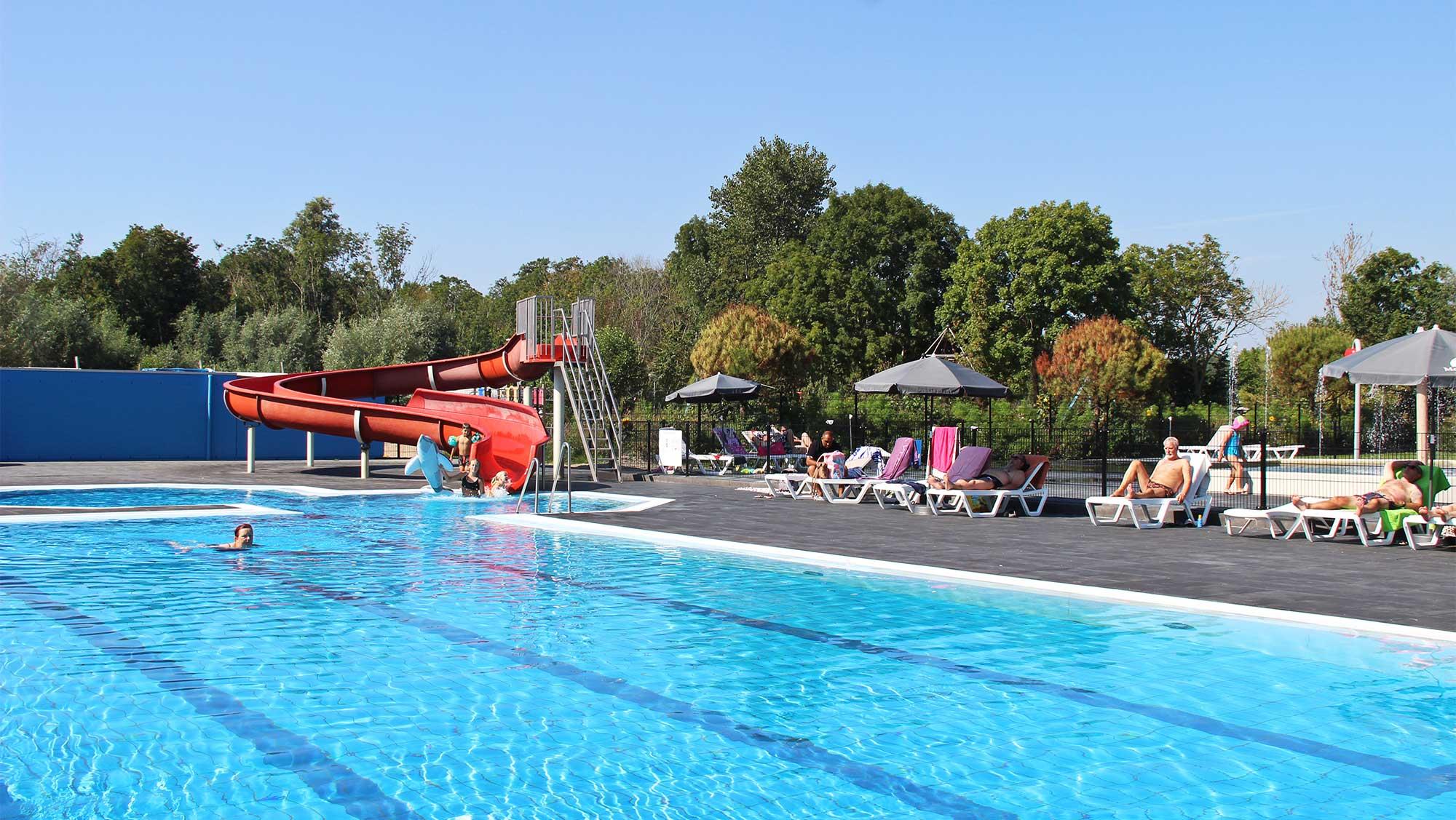 Molecaten Park Rondeweibos 05 buitenzwembad