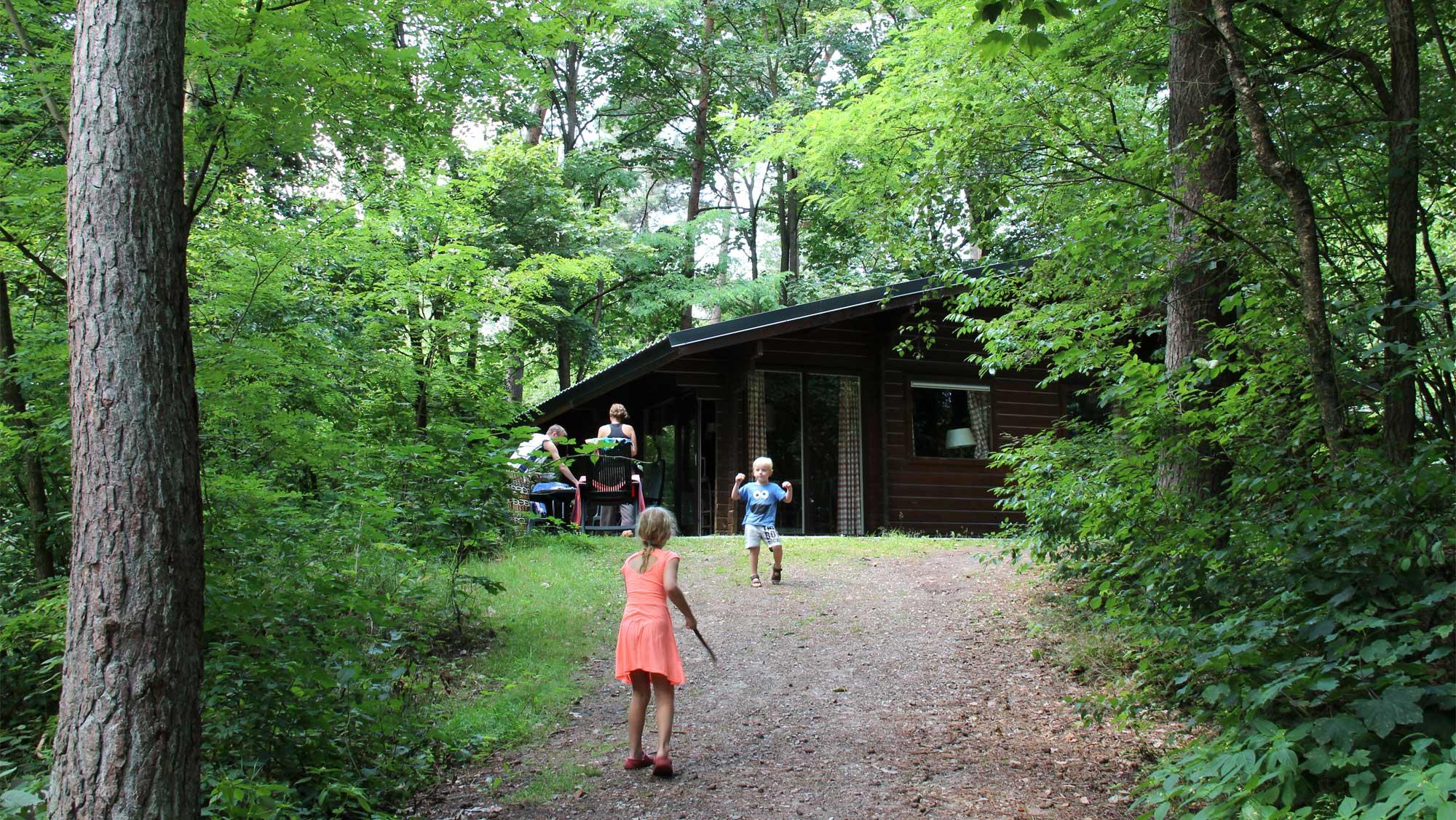 4pers bungalow Finse Molecaten Park Landgoed Ginkelduin 04