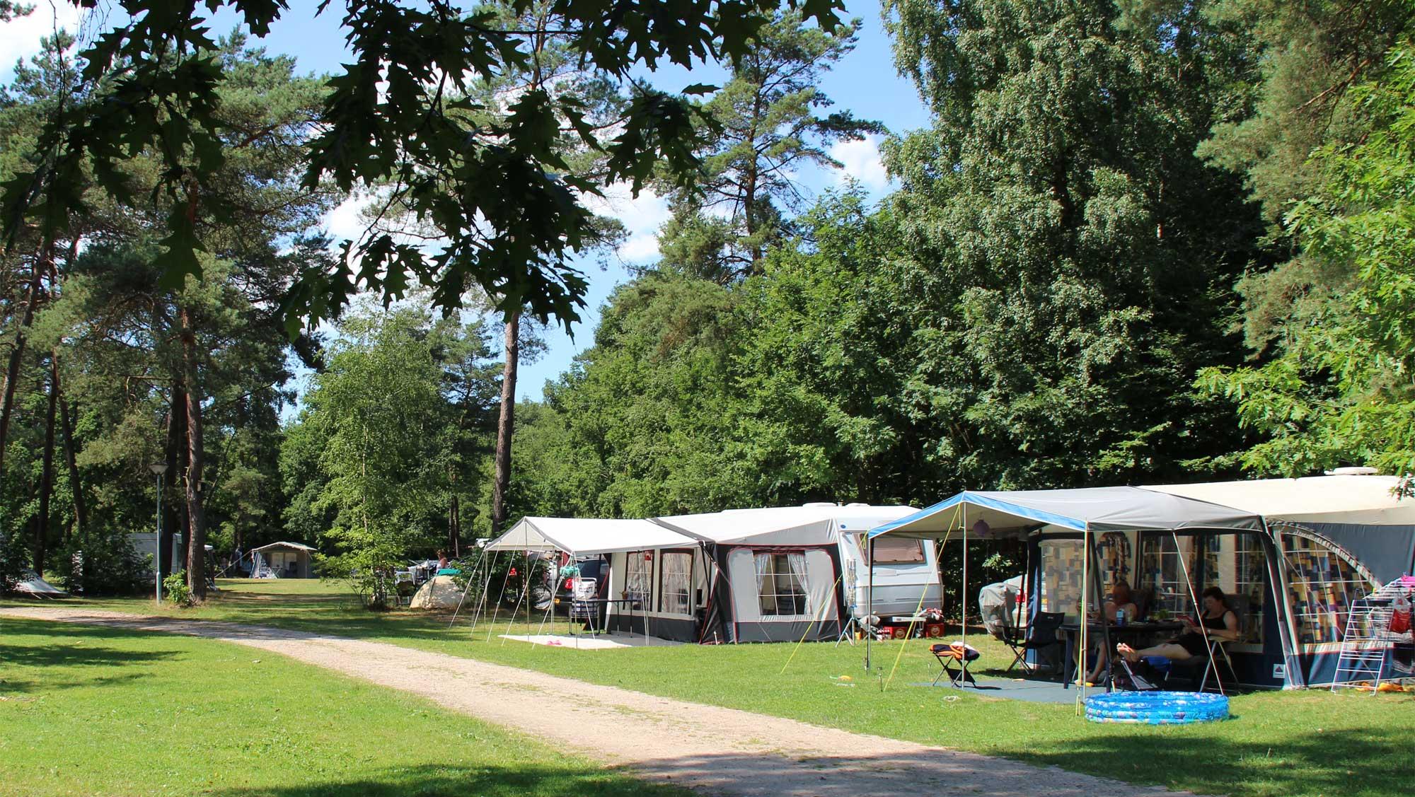 Seizoenplaats kamperen Molecaten Park De Koerberg