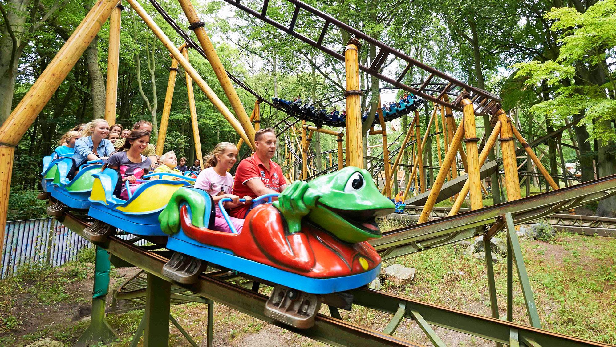 Duinrell Attractiepark 1