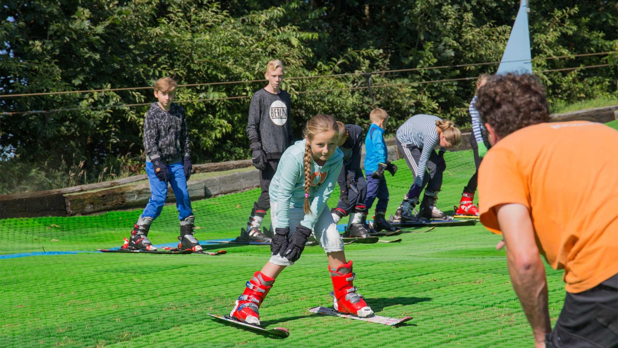 Molecaten Outdoor Drenthe Molecaten Park Kuierpad 26 skibaan