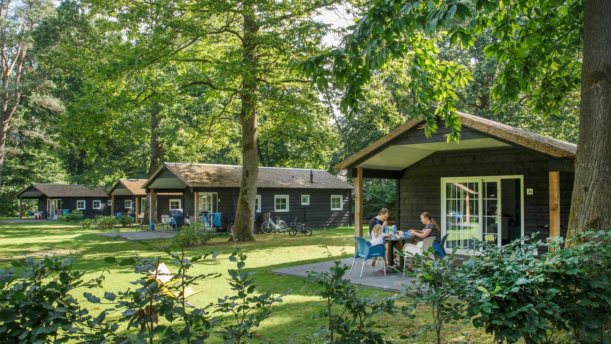 4pers bungalow Hanze Molecaten Park De Leemkule 01