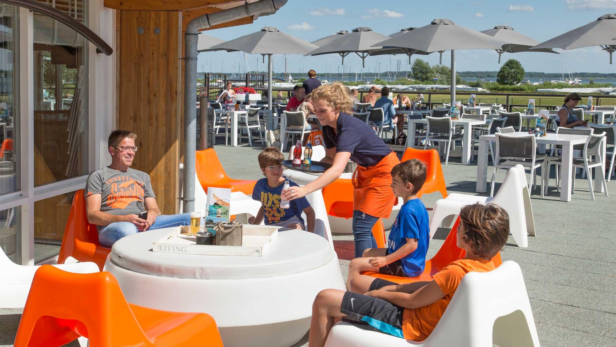 Restaurant Zuid Zoet Zout Molecaten Park Flevostrand 01