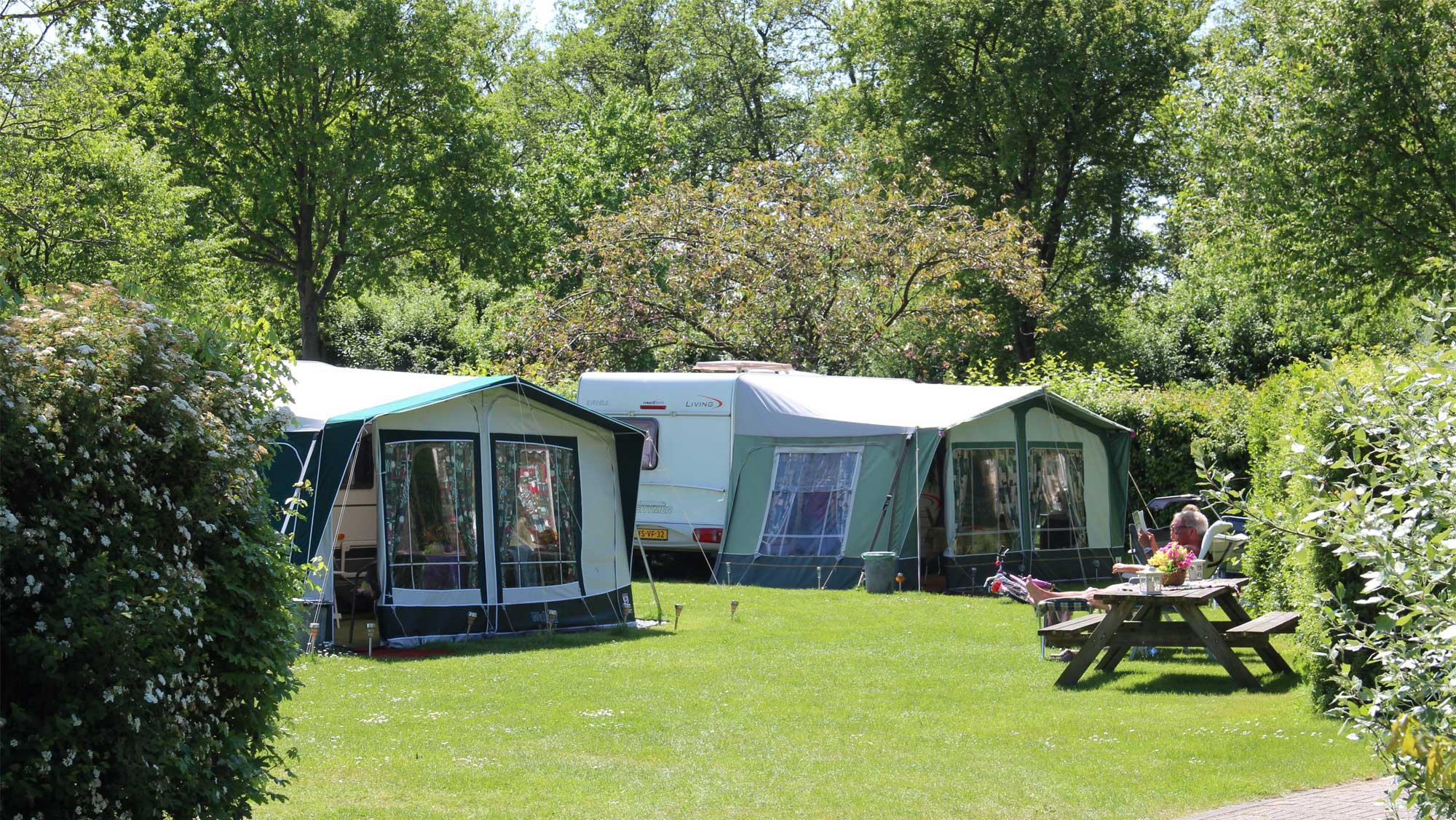Comfortplaats A kamperen Molecaten Park Wijde Blick 01