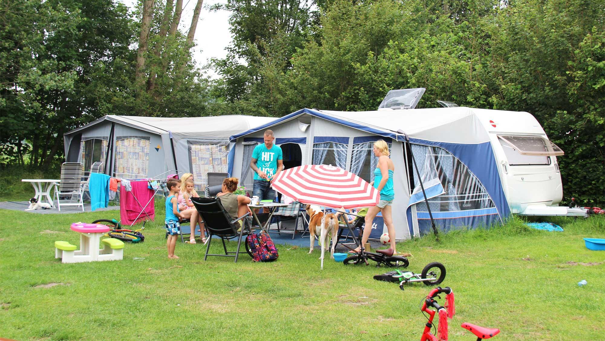 Comfortplaats kamperen Molecaten Park Rondeweibos 03