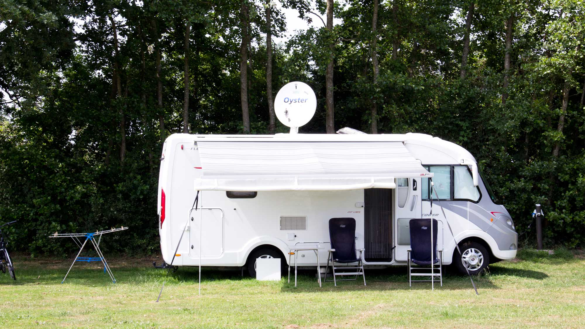 Camperplaats Molecaten Park Landgoed Molecaten 01