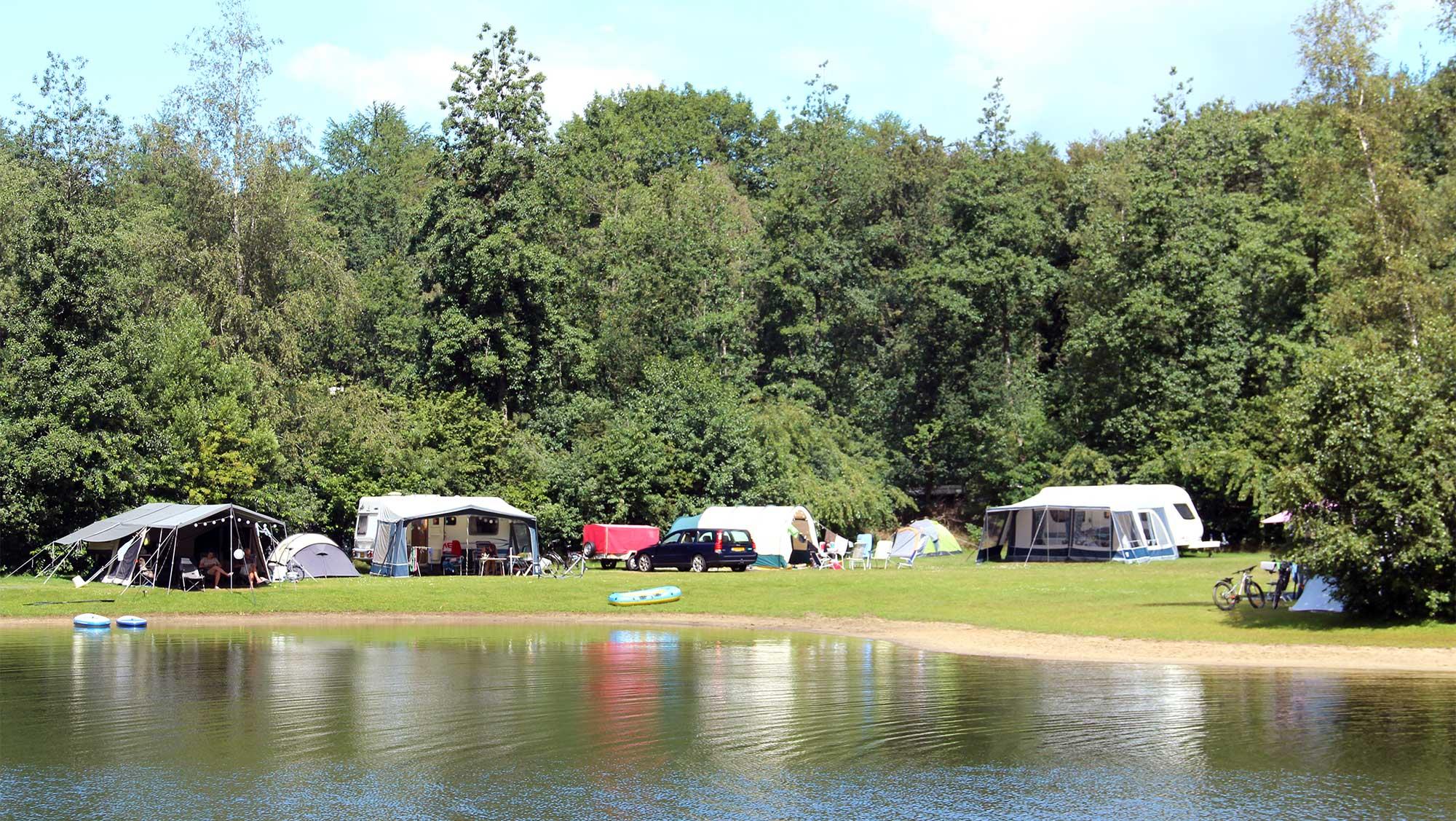 Basisplaats kamperen Molecaten Park Kuierpad 02