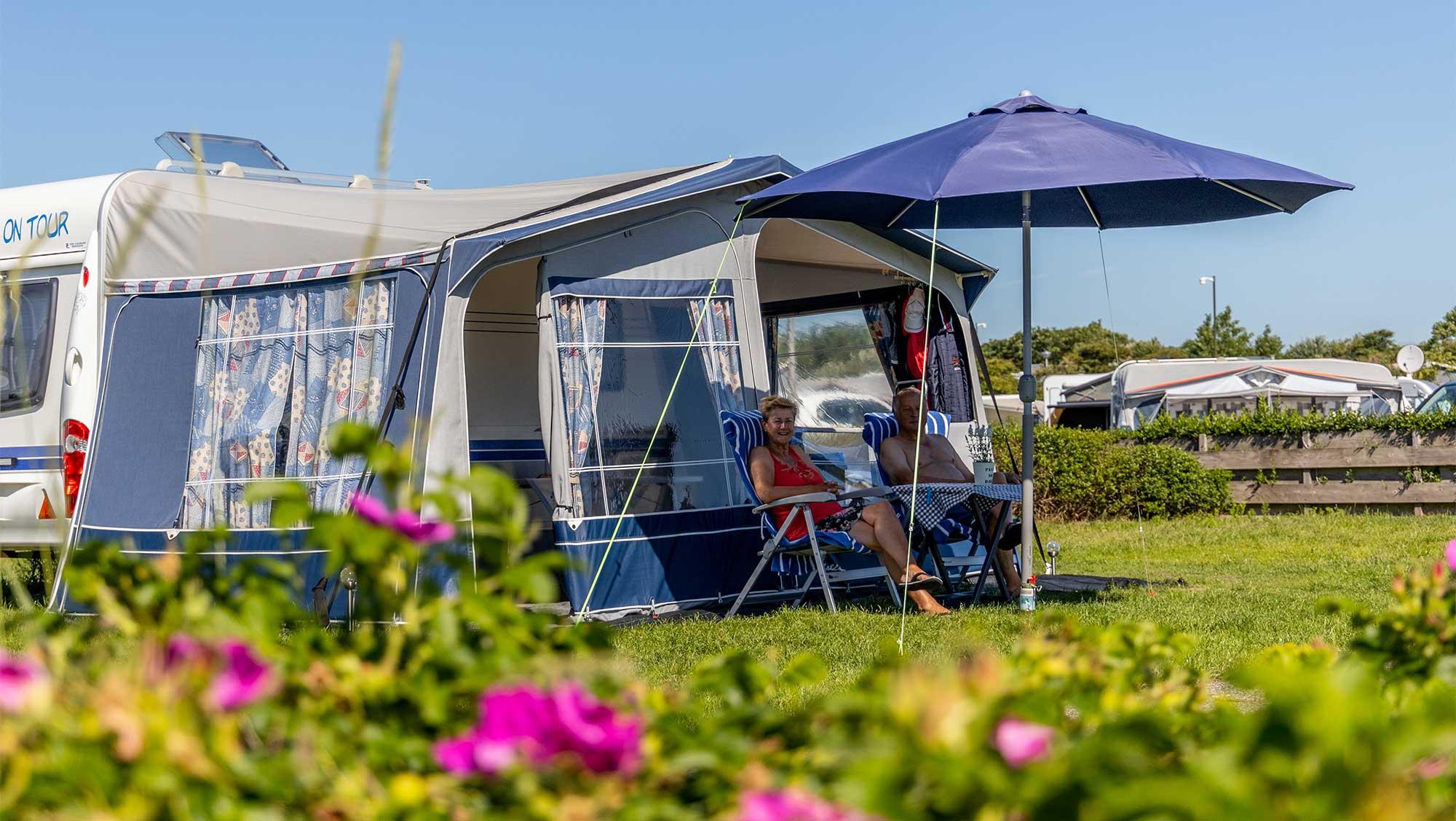 Comfortplaats kamperen Molecaten Park Noordduinen 07