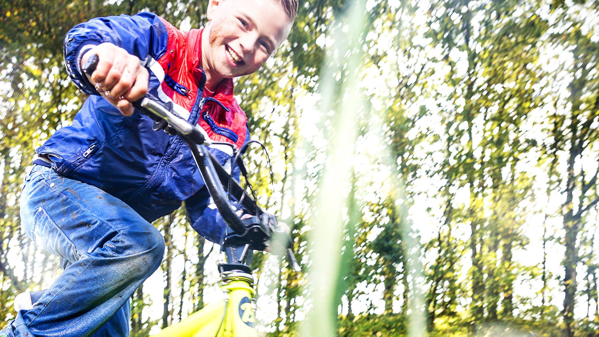 Omgeving Molecaten Park Kuierpad 01 mountainbike