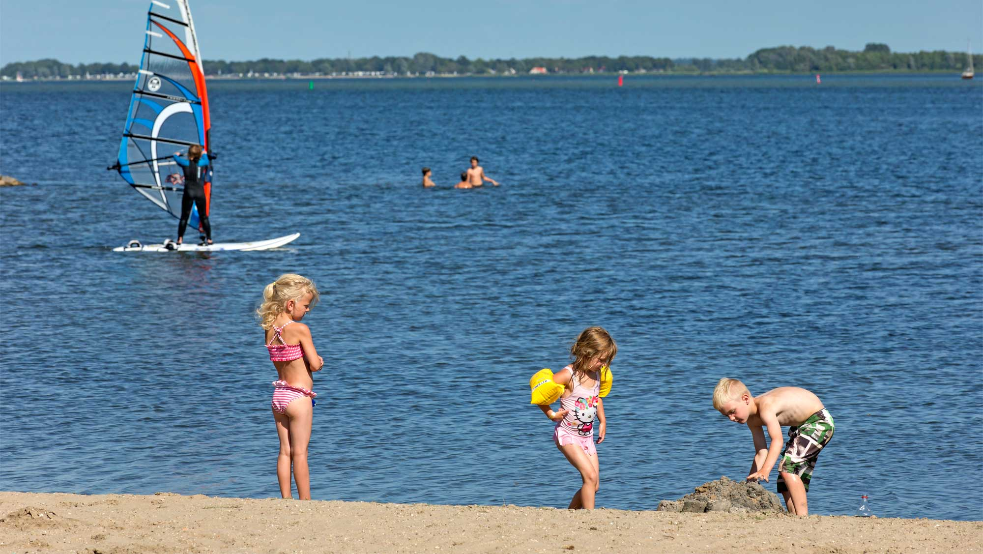 Molecaten Park Flevostrand 03 veluwemeer strand