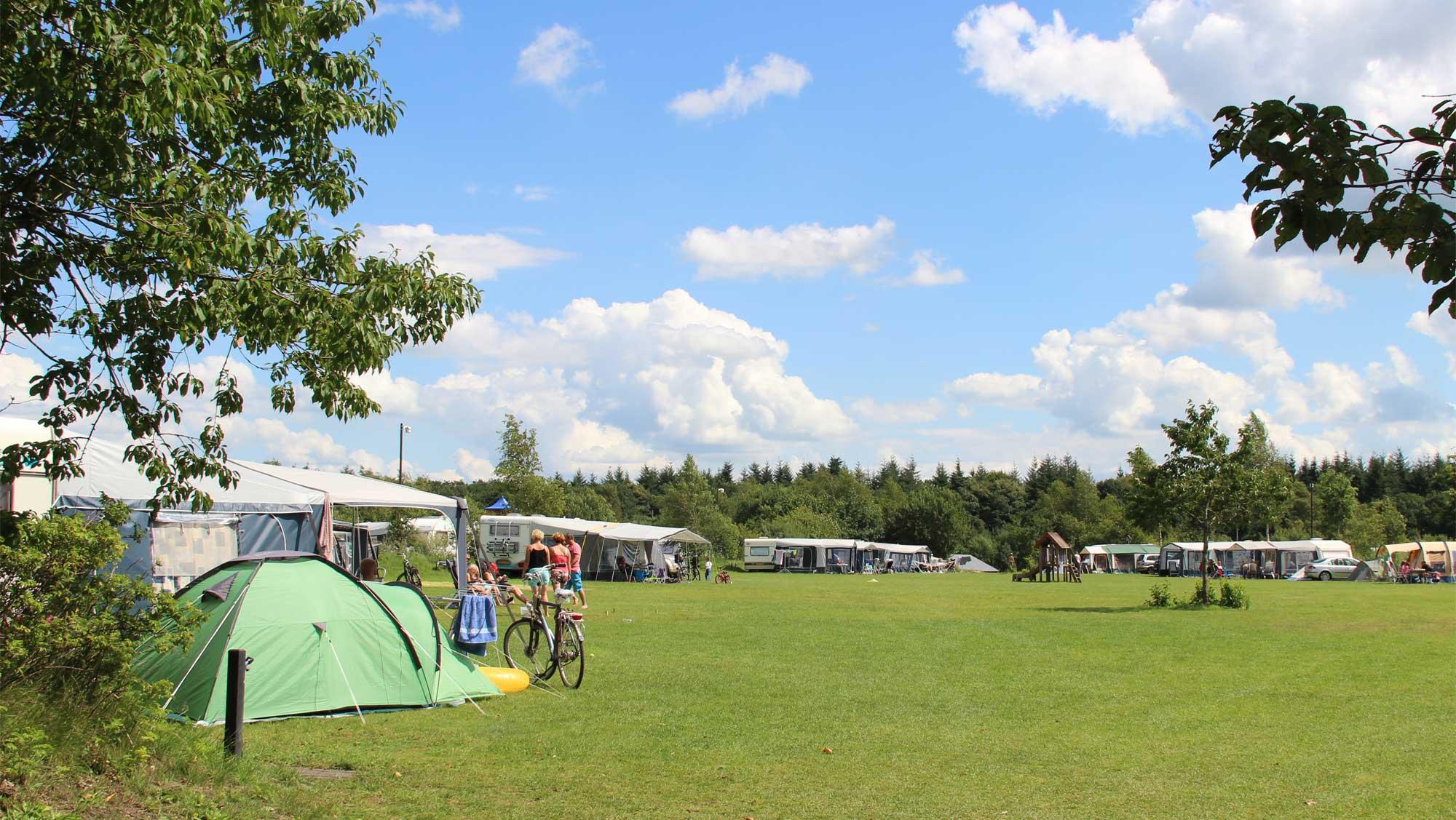 Comfortplaats kamperen Molecaten Park Kuierpad 01