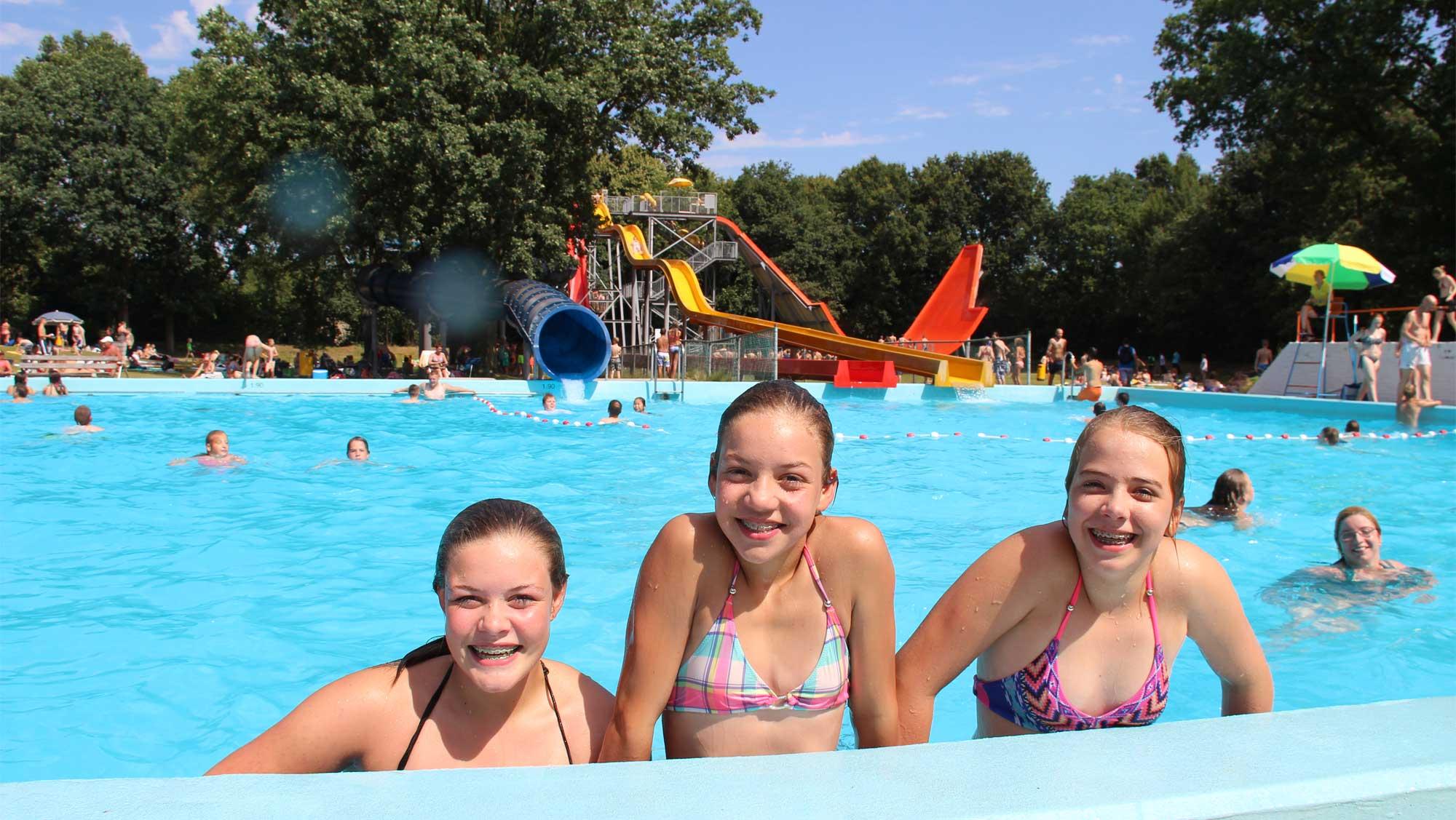 Waterspeelpark Splesj 10 zwemmen