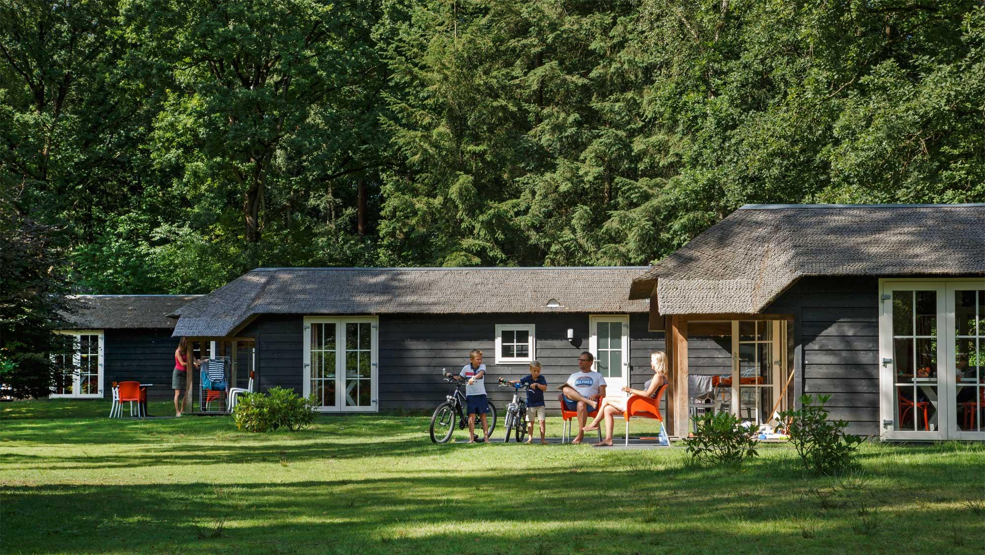 4pers bungalow Sprengen Molecaten Park De Leemkule 01
